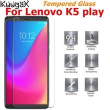 강화 유리 레노버 k5 k 5 k5play 화면 보호기 스마트 폰 k5 재생 9 h 강화 된 필름에 보호