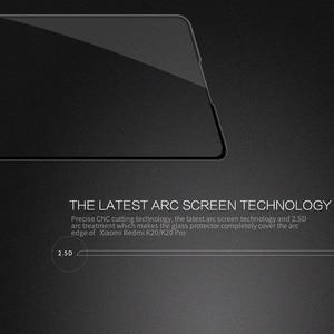 Image 2 - Voor Xiaomi Mi 9 T Pro Glas Screen Protector Voor Poco X2 Nillkin Verbazingwekkende 9H Voor Xiaomi Mi 9 T Gehard glas Protector Redmi K30