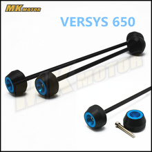 Free delivery For KAWASAKI VERSYS 650 2007-2015  CNC Modified Motorcycle drop ball / shock absorber
