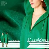 Топ благородные элегантные кашемировые ткани кашемир зимняя одежда шерстяные ткани одежды ткань