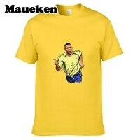 Men Ronaldo Luiz Nazario De Lima 9 Brazil Legend T Shirt Clothes T Shirt Men S