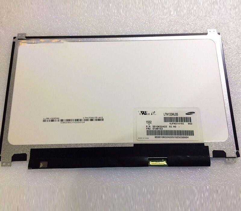LTN133HL05 902 For Lenovo FRU 01AW153 DP N SD10K32422 FHD 13 3 LED LCD Screen LTN133HL05