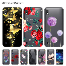 Cartoon Soft Case For Samsung A10 Case Silicone Back Cover Phone Case For Samsung Galaxy A10 GalaxyA10 A 10 A105 SM-A105F A105F