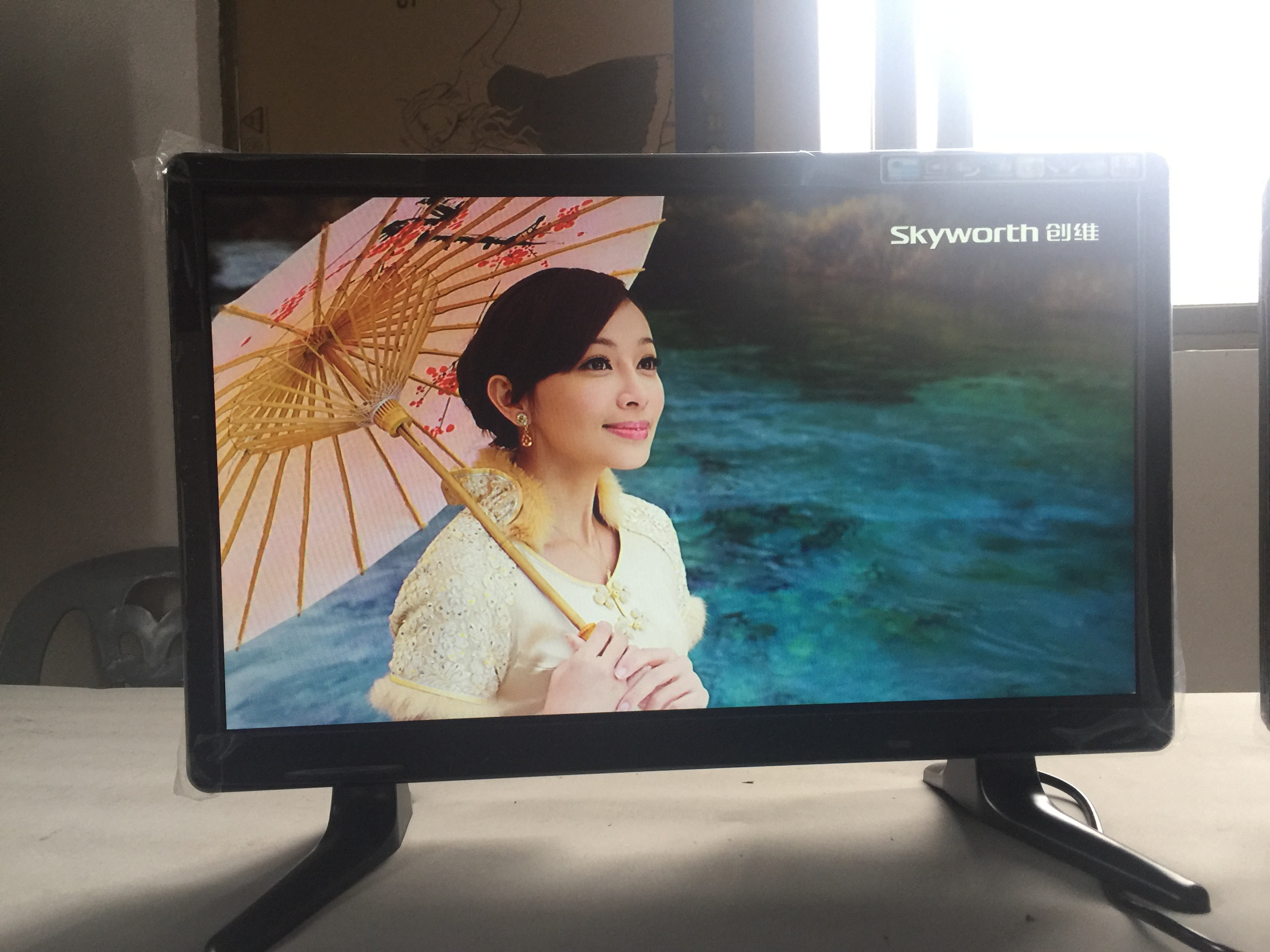 ship from Ukraine to Ukraine only 18 5 inch LED TV television (ship from Ukraine to Ukraine only) 18.5 inch LED TV television