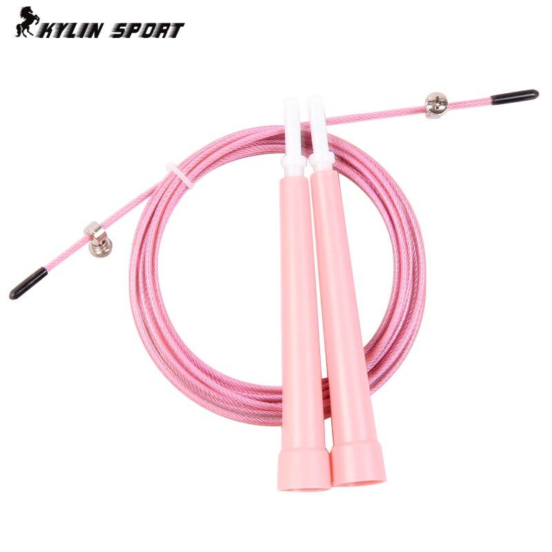 Profesionalni skok konopac brzina svijećnjak čelika žica jezgra - Fitness i bodybuilding - Foto 5