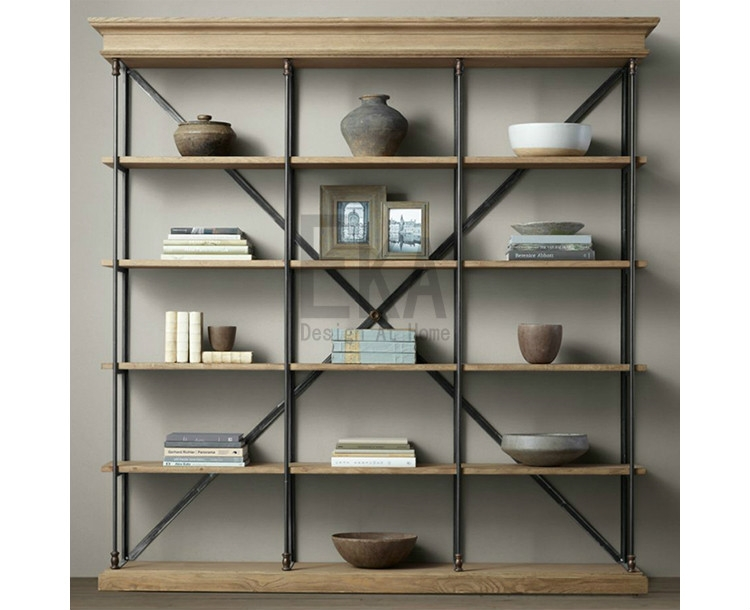 Pin De Style Country Americain Bibliotheque Etagere Bibliotheque