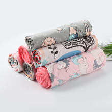 100% Cotton Baby Blankets Newbron Sleep Cover Warm Fleece Newborn Infant Bedding Quilt Swaddling Wrap Kid Bath Towel Bed Swaddle