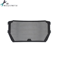 CNC Aluminum Radiator Guard Grill Covers Protector For Ducati Monster 821 1200S 2014 2016 Moto Parts