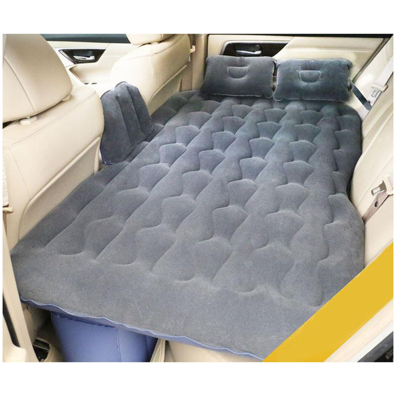 car travel bed inflatable mattress outdoor auto camping accesorios back seat air sofa sleep camp sleeping in SUV