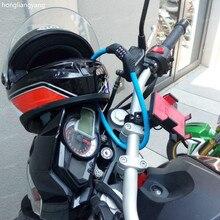 0.6M password motorcycle lock helmet lock mechanical 1.5M scooter tire lock free shipping