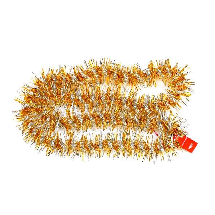 1,8 mt 6 Farben Weihnachten Lametta Hängen Dekorationen Weihnachten Baum Ornamente Party Hochzeit Dekoration decoracion arbol navidad