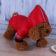Warm Hoodie Jacket for Small Dogs