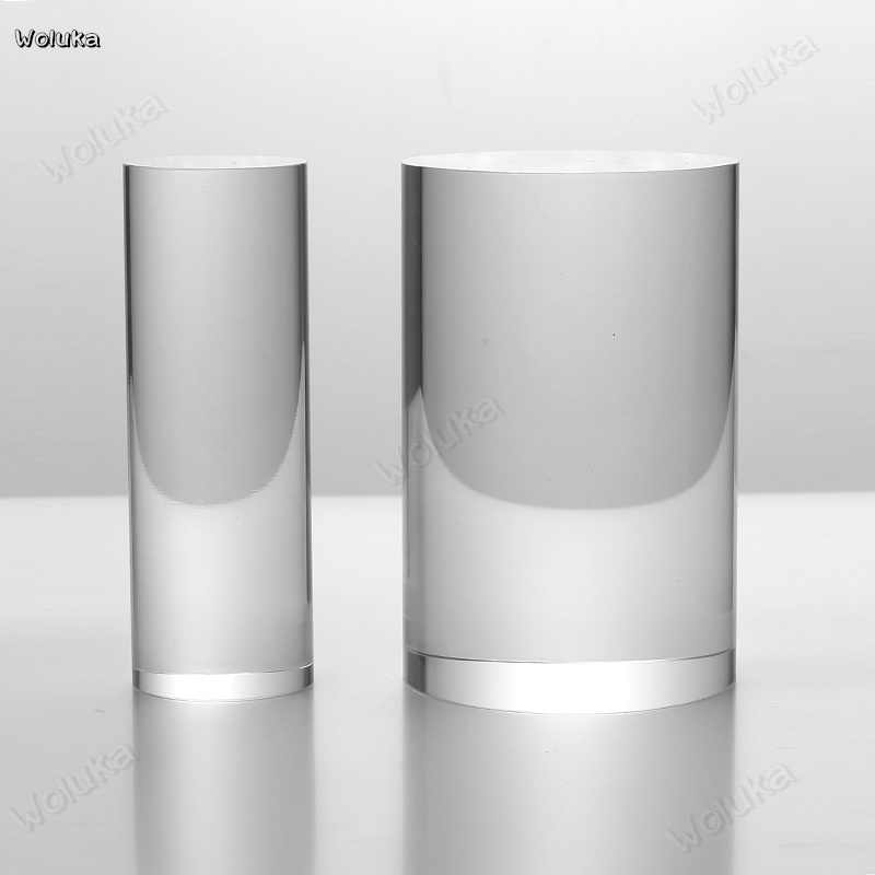 Photographic acrylic column cosmetics bottle shooting acrylic bar anti-reflection bottle shooting photography props CD50 T07