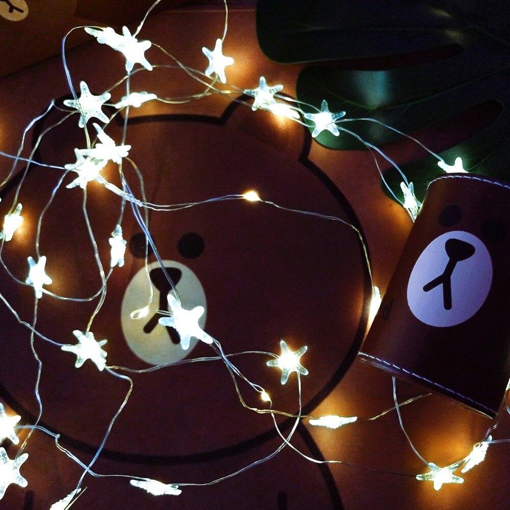 Led String Fairy Lights 3aa Battery