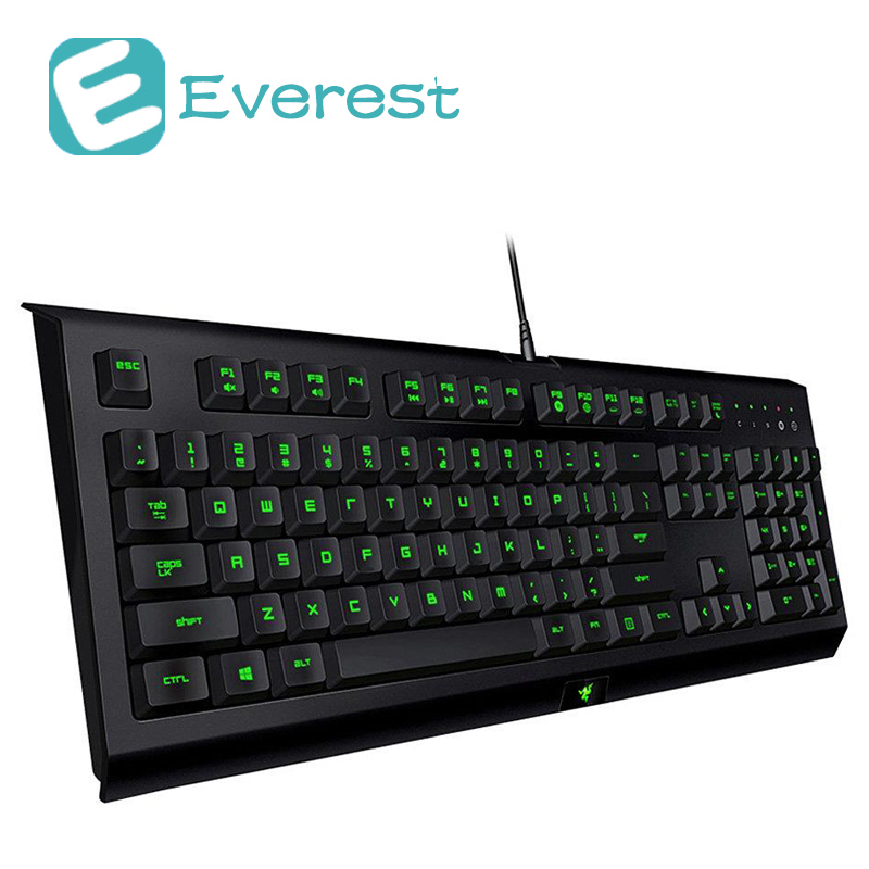 Original Razer Cynosa Pro Wired Multimedia Gaming Keyboard 3 Color Backlits 104 Keys USB Powered for Desktop Laptop razer cynosa pro bundle page 9
