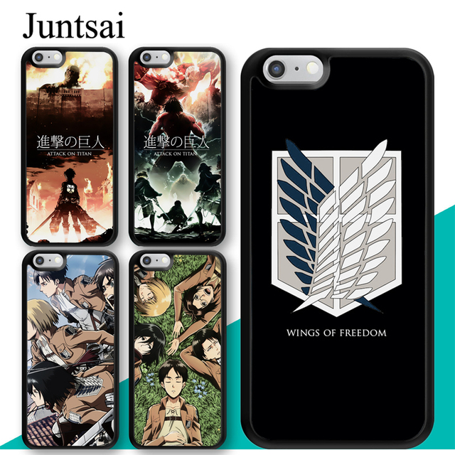 Attack on Titan Case Cover iphone