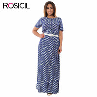 5XL Big Size Long Bodycon Large Size Women Autumn Maxi Dress Elegant Plus Size Women