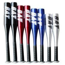 цена на 25 28 30 32 Inches Baseball Bat of The Bit Hardball Bats Aluminum Alloy Training Bat White Blue Black Red Color H