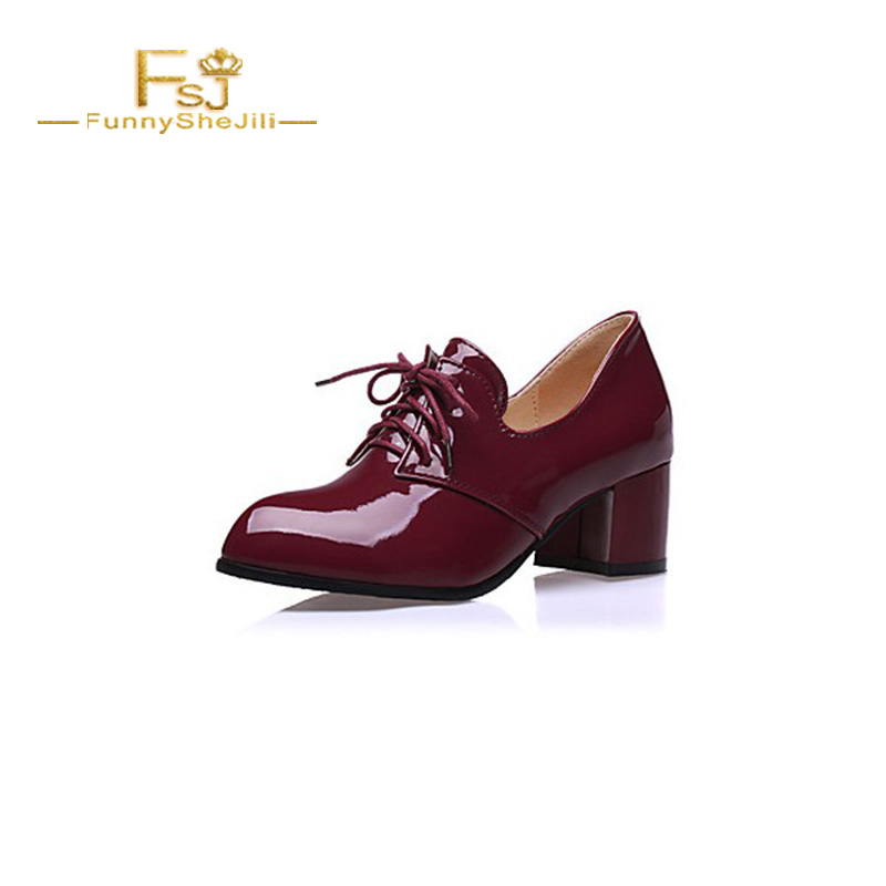 Shoes Realistic Green And White Two Tone Wingtip Shoes Lace Up Patent Leather Oxfords Attractive Incomparable Generous Noble Sexy Fsj Elegant