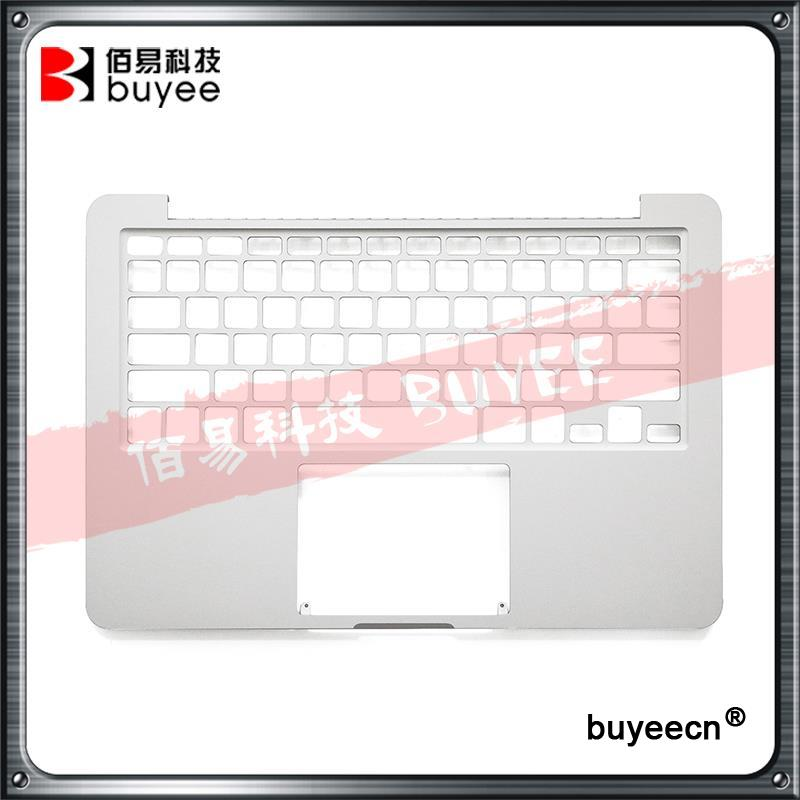Original New 13.3 For MacBook Retina Pro A1502 Top Case Cover with US verison 2015 Year A1502 Palm Rest Housing Replacement original new laptop a1708 palm rest repair for macbook retina pro top housing case cover us layout 13 inch 2016 year replacement