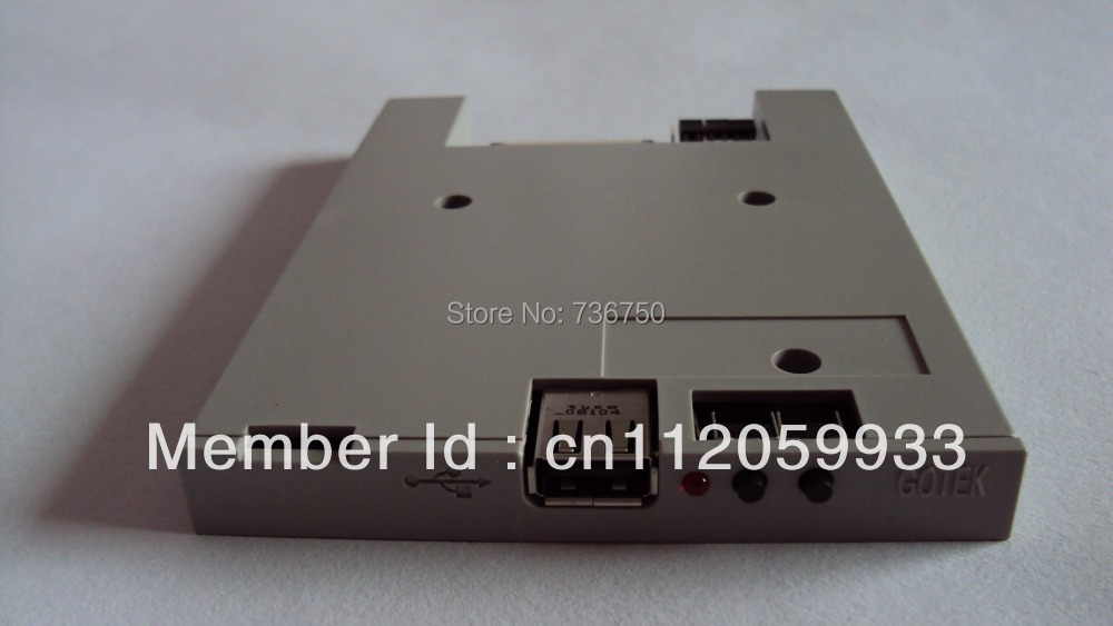 SFRM72 DU26 Barudan BENS embroidery machine leitor lector USB drive floppy emulator
