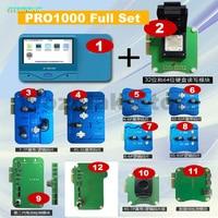 JC PRO1000 Multifunctional Logic Baseband Chip Programmer Battery Tester For IPhone 4 4s 5 5s 6