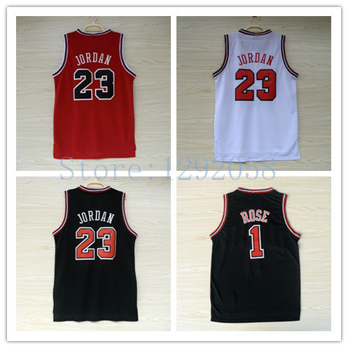 finest selection c38bc 725dc Jordan 23 KIDS Basketball Jersey Derrick Rose Kids Boys ...