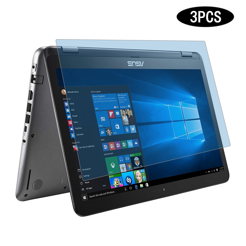 3pcs Universal Lcd Guard Film Anti Blue Light Laptop