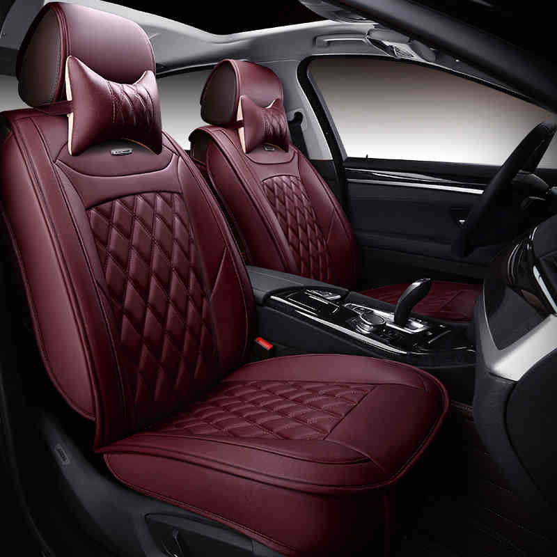 Special Leather Car Seat Covers For BMW E30 E34 E36 E39