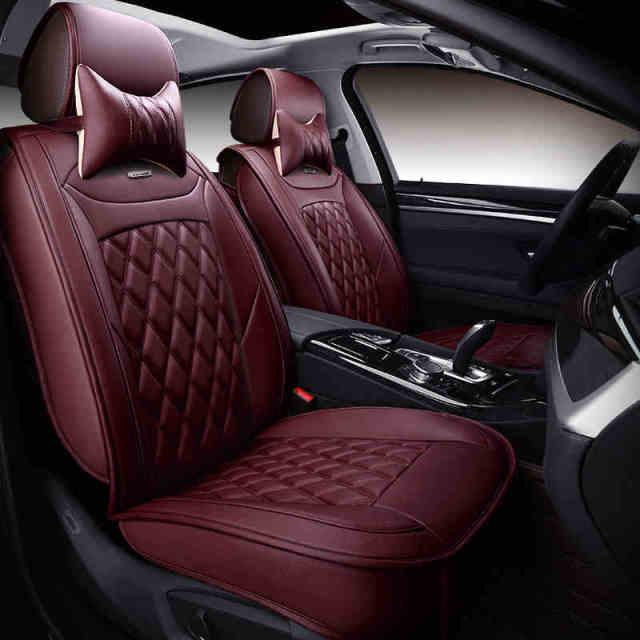 Special Leather Car Seat Covers For Bmw E30 E34 E36 E39 E46 E60 E90 F10 F30 X1 X3 X5 X6 Car
