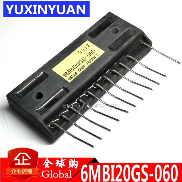 6MBI20GS 060  6MBI20GS IGBT(600V 20A)  6MBI20 1pcs