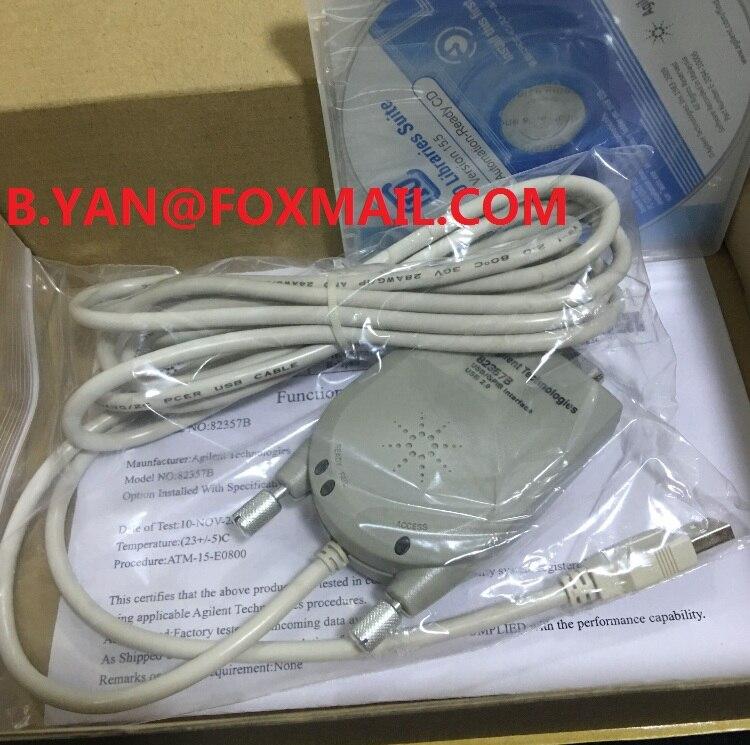 82357B 1PC New IN BOX 82357B USB GPIB USB GPIB Interface High Speed USB 2 0