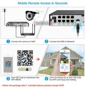 Image 3 - 8CH 4MP 4CH 5MP 1080 P H.265 NVR מלא HD 8 ערוץ אבטחת CCTV NVR ONVIF P2P ענן רשת וידאו מצלמת ip מערכת