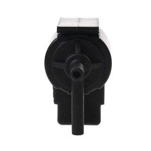 Image 2 - 1 Uds 6,5*3,5 cm Auto vacío solenoide válvula de conmutación para Mazda 626 milenios MPV MX 6 protegido Etc. 2 Pin negro ABS K5T49090