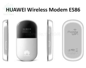 Huawei Wireless Router Mobile-Modem Pocket Wifi Unlocked 21mbps Broadband 3G E586 Original