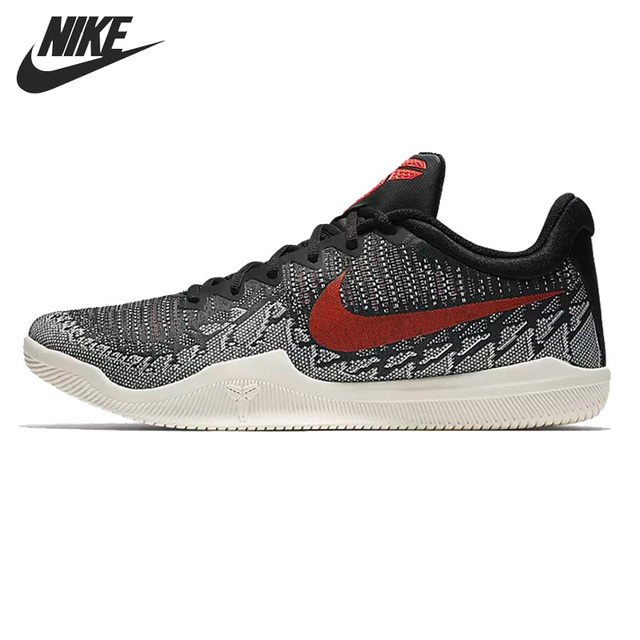 5bb577158e5b Original New Arrival 2018 NIKE Men s Basketball Shoes Sneakers-in Basketball  Shoes from Sports   Entertainment on Aliexpress.com