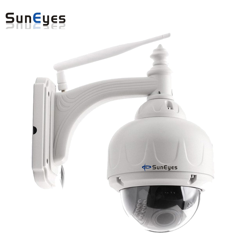 suneyes sp v706w v1806sw wireless wifi hd dome ip camera. Black Bedroom Furniture Sets. Home Design Ideas