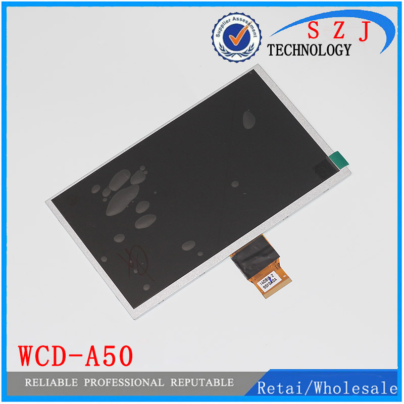 Original 9'' inch case LCD Display Screen Panel Repair Parts Replacement WCD-A50 BLC900-08D LCD screen Free shipping free shipping originalnew 9 inch lcd screen cable number fvi900c001 50a