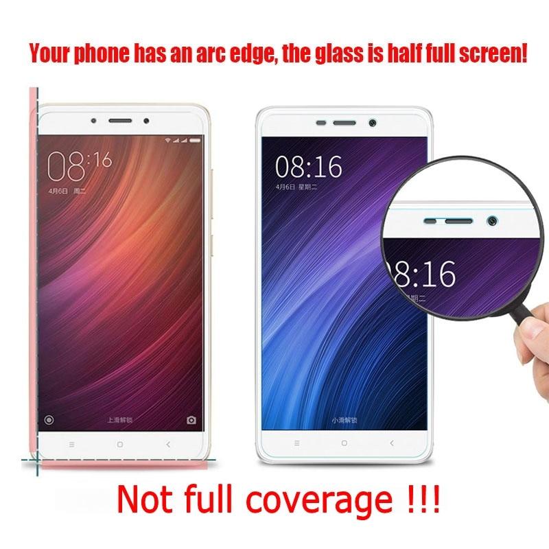 Ultratunna premium härdat glas för Xiaomi Redmi 6A 5A Note 4X 3 Pro - Reservdelar och tillbehör för mobiltelefoner - Foto 6