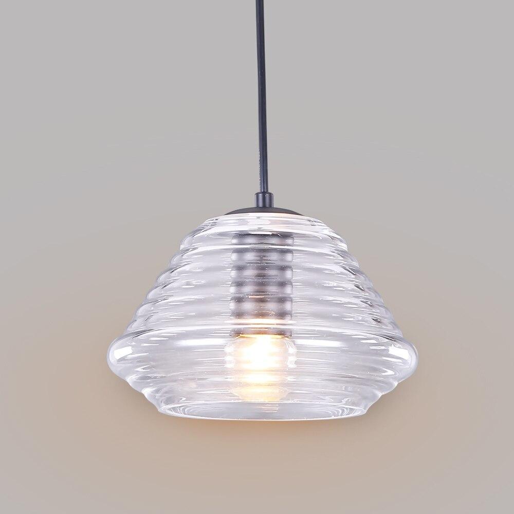 modern hanging lighting. Clear Glass Pendant Lights Dining Room Modern Lamps Fixtures Length Adjustabe Ledining Hanging Lamp 110V 250V E27 Bulbs-in From Lighting N