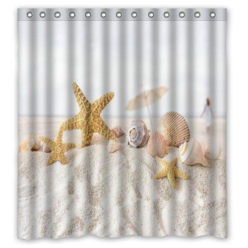 Curtains Ideas beach shower curtain : Popular Beach Shower Curtain-Buy Cheap Beach Shower Curtain lots ...