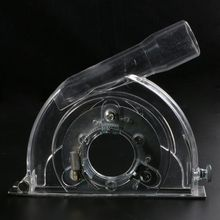 """ברור חיתוך אבק תכריכים טחינת כיסוי עבור זווית מטחנות & 3 """"/4""""/5 """"ראה להבים WF4458037"""