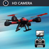 2.4G 4CH FPV RC Drone With HD Camera Helicopter Professional Drones Electric FPV Quadcopter With Camera UAV