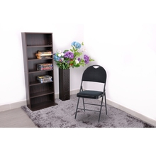 Aingoo Double Dining Chair Made of High Quality PU and Metal Tube Chair Slap-up Dining Chair Fashion Office Leisure Chair