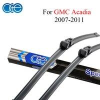 Oge 24 21 Wiper Blades For GMC Acadia 2007 2008 2009 2010 2011 Windscreen Rubber Car
