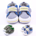 Classic Children Baby Kids Boy Girl Floor Shoes Autumn Fashion Camouflage Striped Non-Slip Soft Toddlers First Walkers