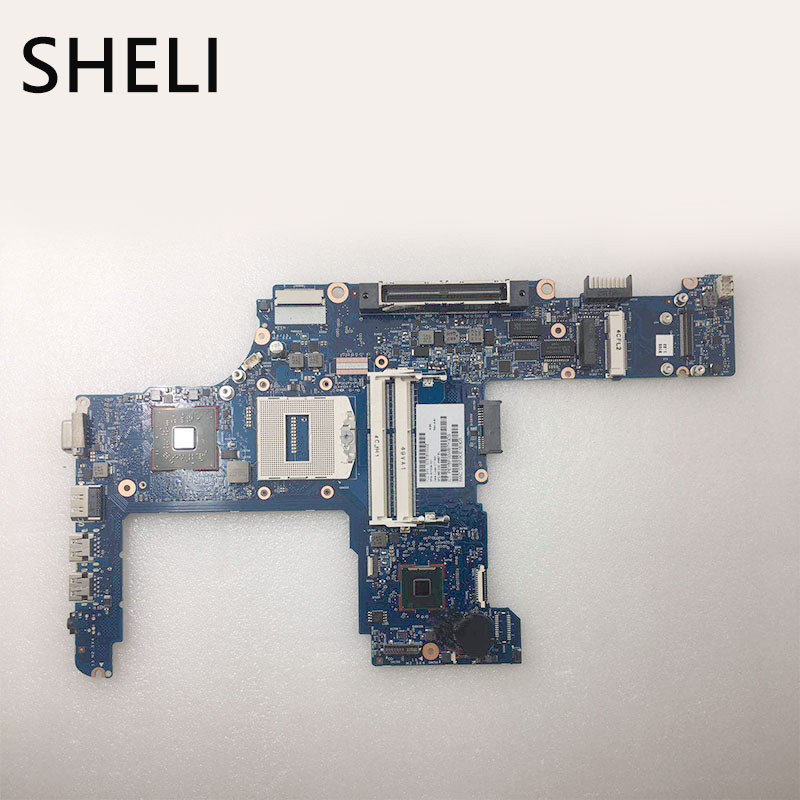 SHELI FOR HP ProBook 650 Laptop Motherboard 801634-001 6050A2566401-MB-A04 W/ GPU DDR3 Test okSHELI FOR HP ProBook 650 Laptop Motherboard 801634-001 6050A2566401-MB-A04 W/ GPU DDR3 Test ok