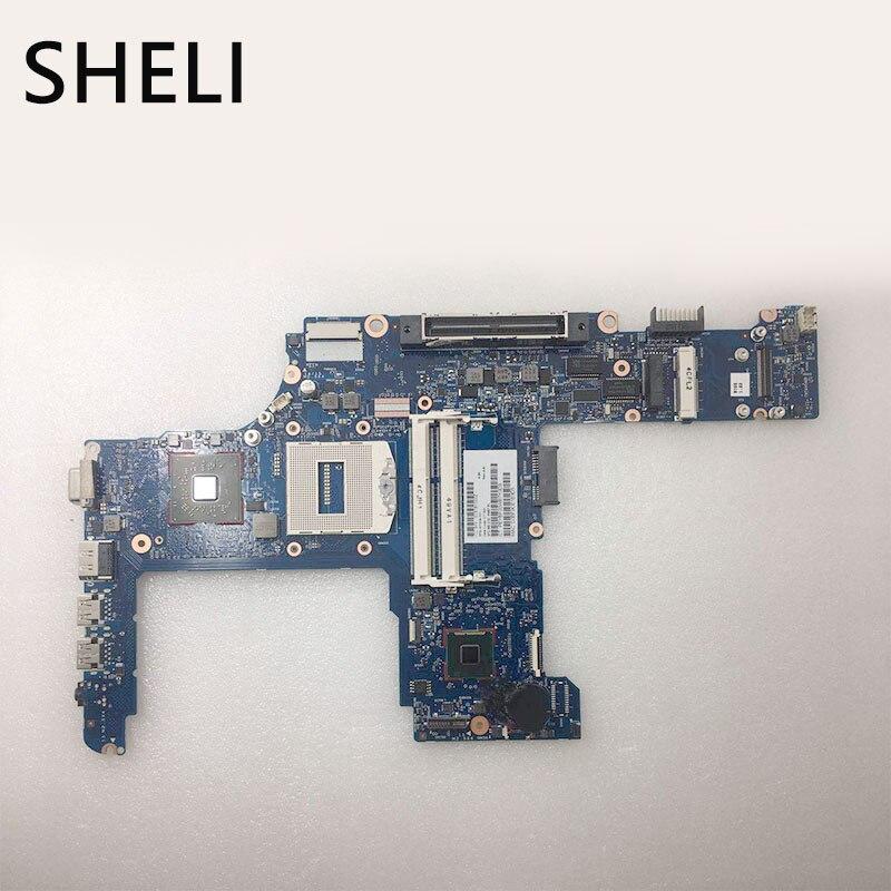 SHELI POUR HP ProBook 650 801634-001 6050A2566401-MB-A04 Portable MotherboardDDR3 Test OkeSHELI POUR HP ProBook 650 801634-001 6050A2566401-MB-A04 Portable MotherboardDDR3 Test Oke