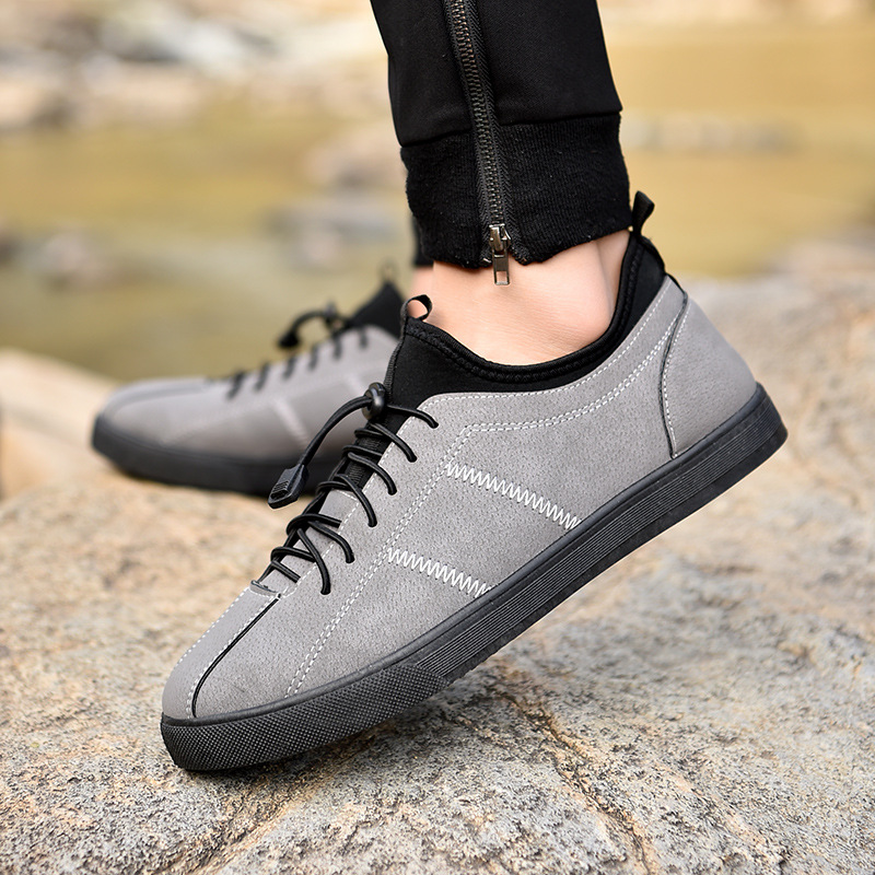 Puimentiua  Spring new men's leisure old Beijing shoes fashion fashion sports shoes men's singles shoes 2019 new fashion(China)