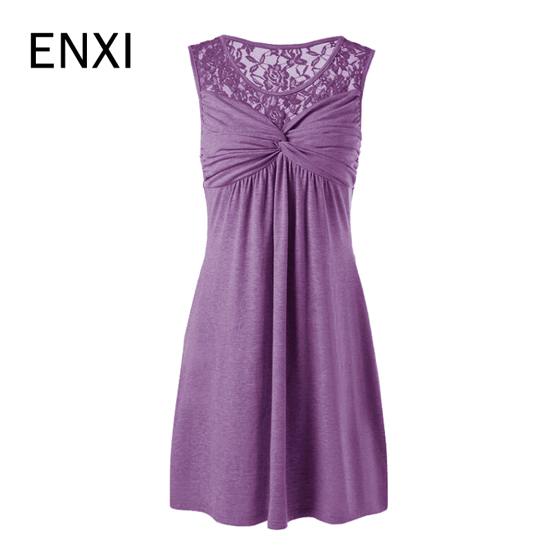 ENXI 2018 Summer Maternity Dresses Maternity Clothes For Pregnant Women Pregnancy Clothing Vestidos S-5XL